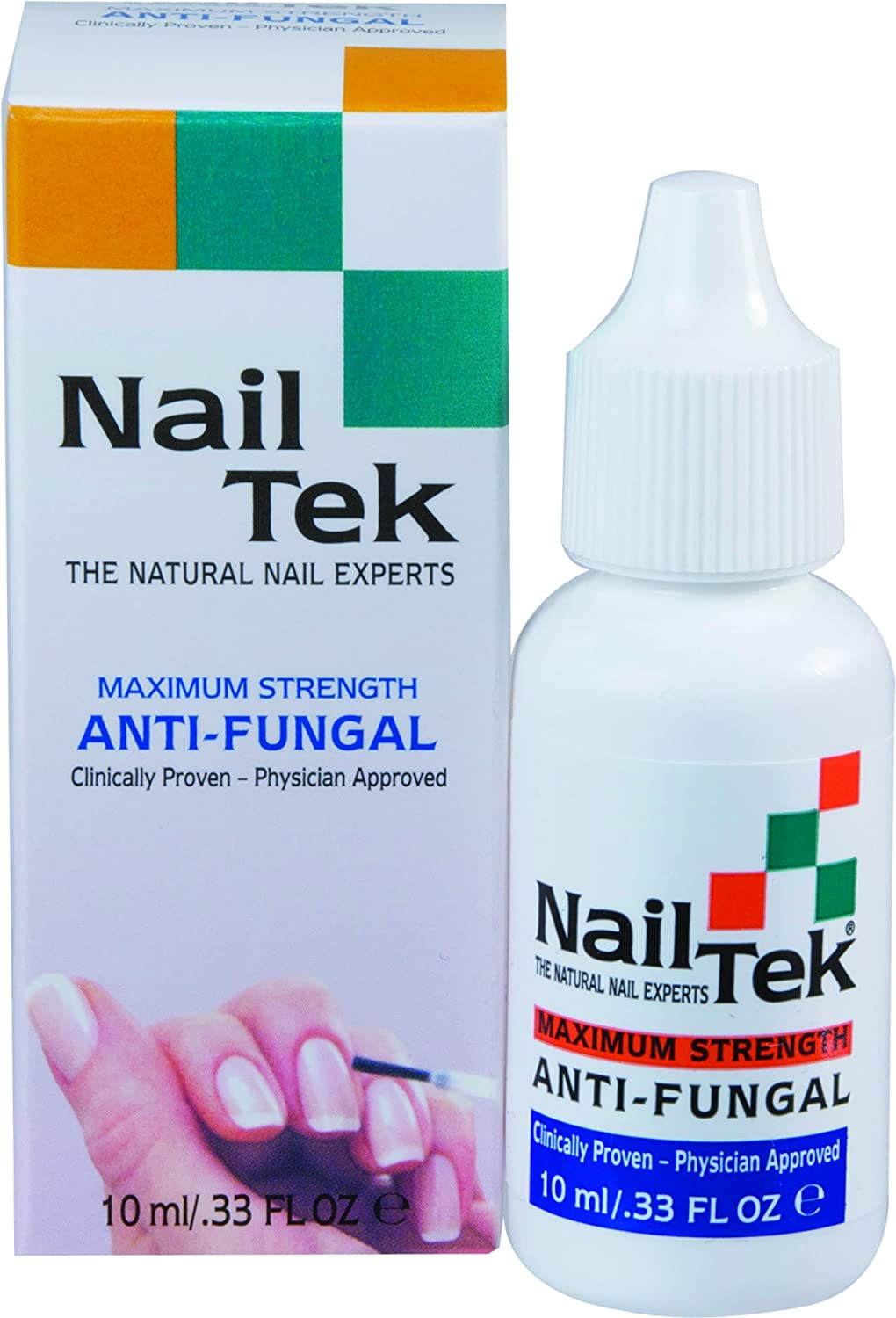 Nailtek Maximum Strength Anti-Fungal, 0.33 Fluid Ounce 865