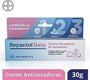 Creme Preventivo de Assaduras para Bebês 30 G, Bepantol Baby
