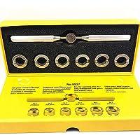 Guarda fondello apri Remover, 7PCS/set kit di attrezzi per orologiaio con diverse dimensioni scanalato controllare per Rolex Tudor e altri orologi