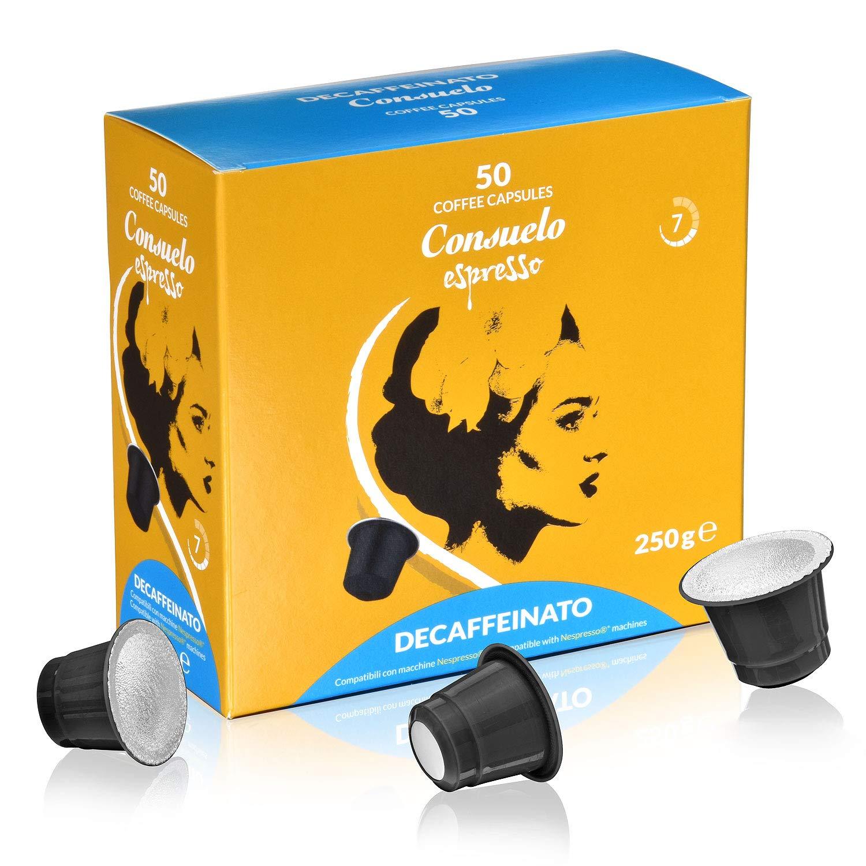 Consuelo - cápsulas de café compatibles con Nespresso ...
