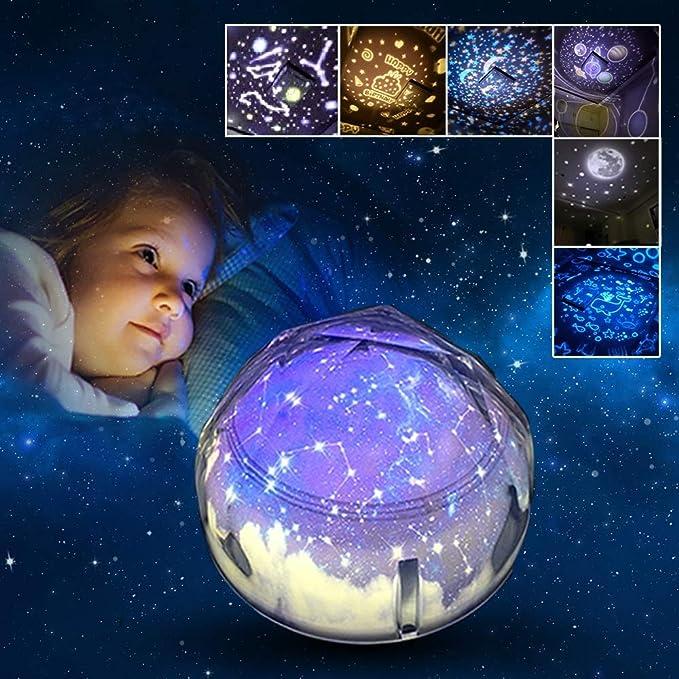 Star Light proyector giratorio Proyector estrella, Proyección de ...