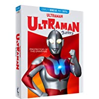 Deals on Ultraman The Complete Series Blu-ray + Digital