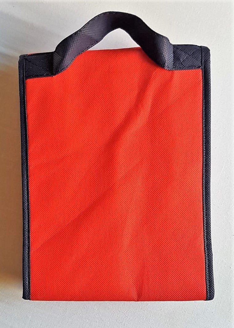 Sac D/éjeuner Isotherme Union Jack Contenant Isolant thermique pour travail ou pique-nique Id/ée cadeau pour femmes Hommes ou enfants Conserve des repas emball/és ou des sandwichs Frais ou Chaud Drapeau britannique Couleur rouge