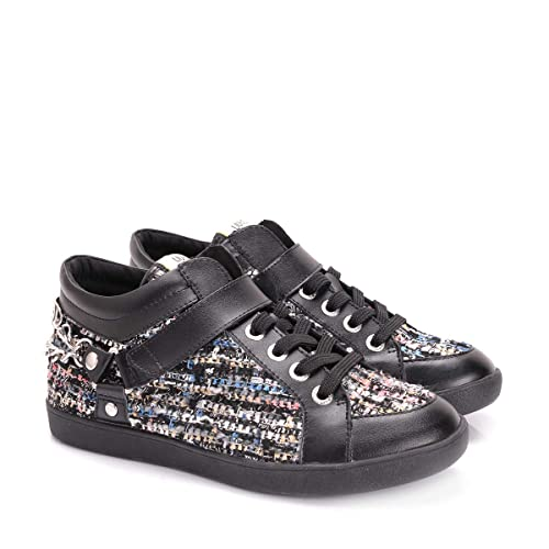las mujeres LIU JO bajas zapatillas de deporte MID CIRILO S65121T8297: Amazon.es: Zapatos y complementos