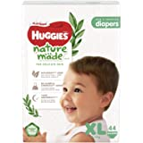Huggies Platinum Naturemade Tape Diapers XL 44s