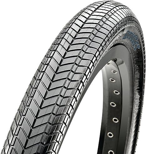 Cubierta BMX Maxxis Grifter EXO 20 pulgadas aro rigido Dimensiones del neumático 48-406   20 x 1.85 2015 Cubiertas BMX / Dirt: Amazon.es: Deportes y aire libre