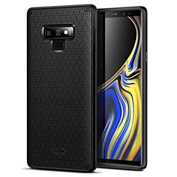 ESR Funda para Samsung Note 9, Funda Suave Silicona con Diseñode Agarre Seguro [Protección de Esquinas] [Anti-Resbaladiza] para Samsung Galaxy Note 9: ...