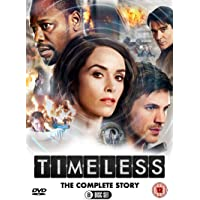 Timeless: The Complete Story (Seasons 1 & 2 & A Miracle at Christmas)