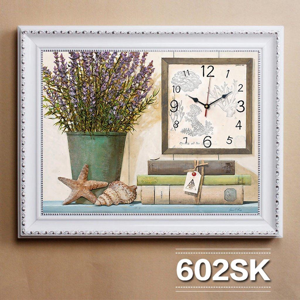 エッジが来る ウォールクロック リビングルームレストラン装飾的な絵画、北欧の箱の絵画、絵画の壁画 ( サイズ さいず : 70*50cm (in 70*40cm) ) B07BS5B4Y970*50cm (in 70*40cm)