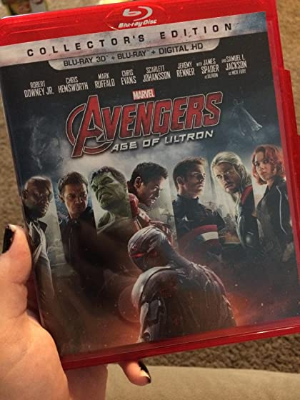 Marvel's Avengers: Age of Ultron(Plus Bonus Features) Another