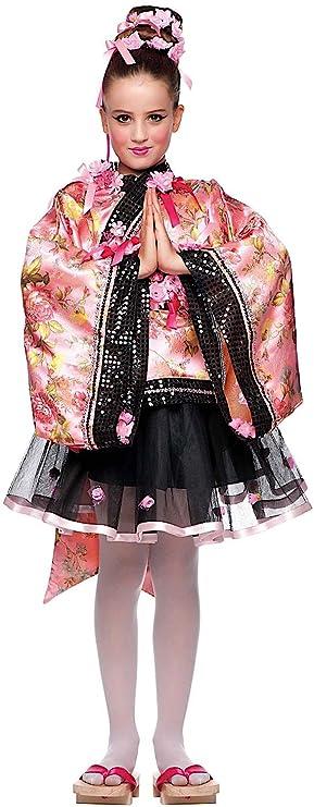VENEZIANO Disfraz Prestige Muchacha Japonesa Vestido Fiesta de ...