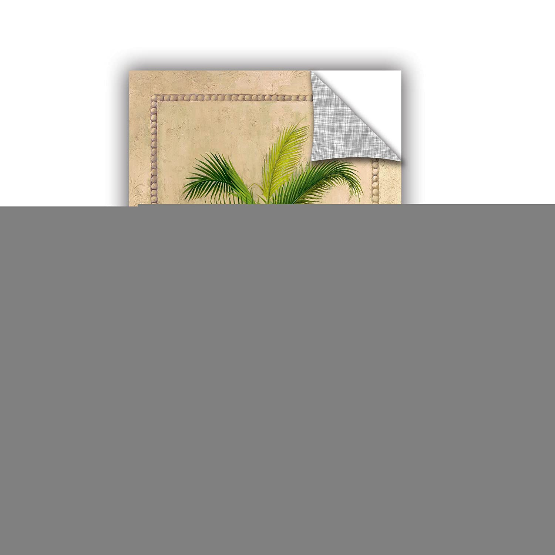 Welby Key West Palm I Gallery Wrapped Canvas 32X48