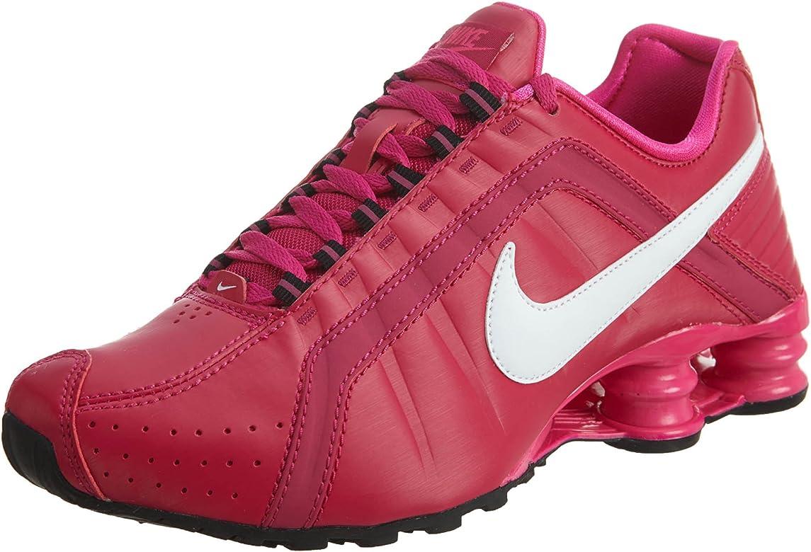 huge discount cdb0c e8270 Amazon.com   Nike Shox Junior Womens Style: 454339-602 Size ...