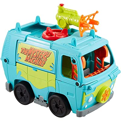 Fisher-Price Imaginext Scooby-Doo Transforming Mystery Machine: Toys & Games