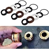 Bonbo Packing Water Seal Kit 5019006400 Fits for ZWD & ZWDK Series 15mm Pumps Piston Pressure Washer Seal Kit