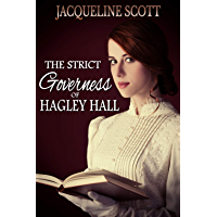 The Strict Governess of Hagley Hall: an F/F spanking novella (English Edition)