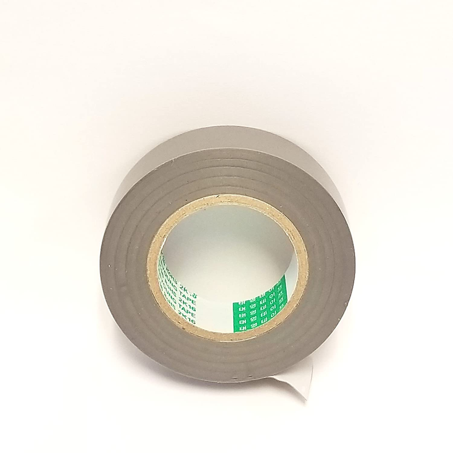 "Amazon.com: TAEYOUNG - H10A 3/4"" by 66' <3 PACK GREY> PVC Wire Harness Tape, GM OEM part (19mmX20m,Adhesive,GREY): Automotive"