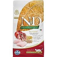 N&D Ancestral Graın Cat Tavuk Neutered Cat, 1.5 Kg