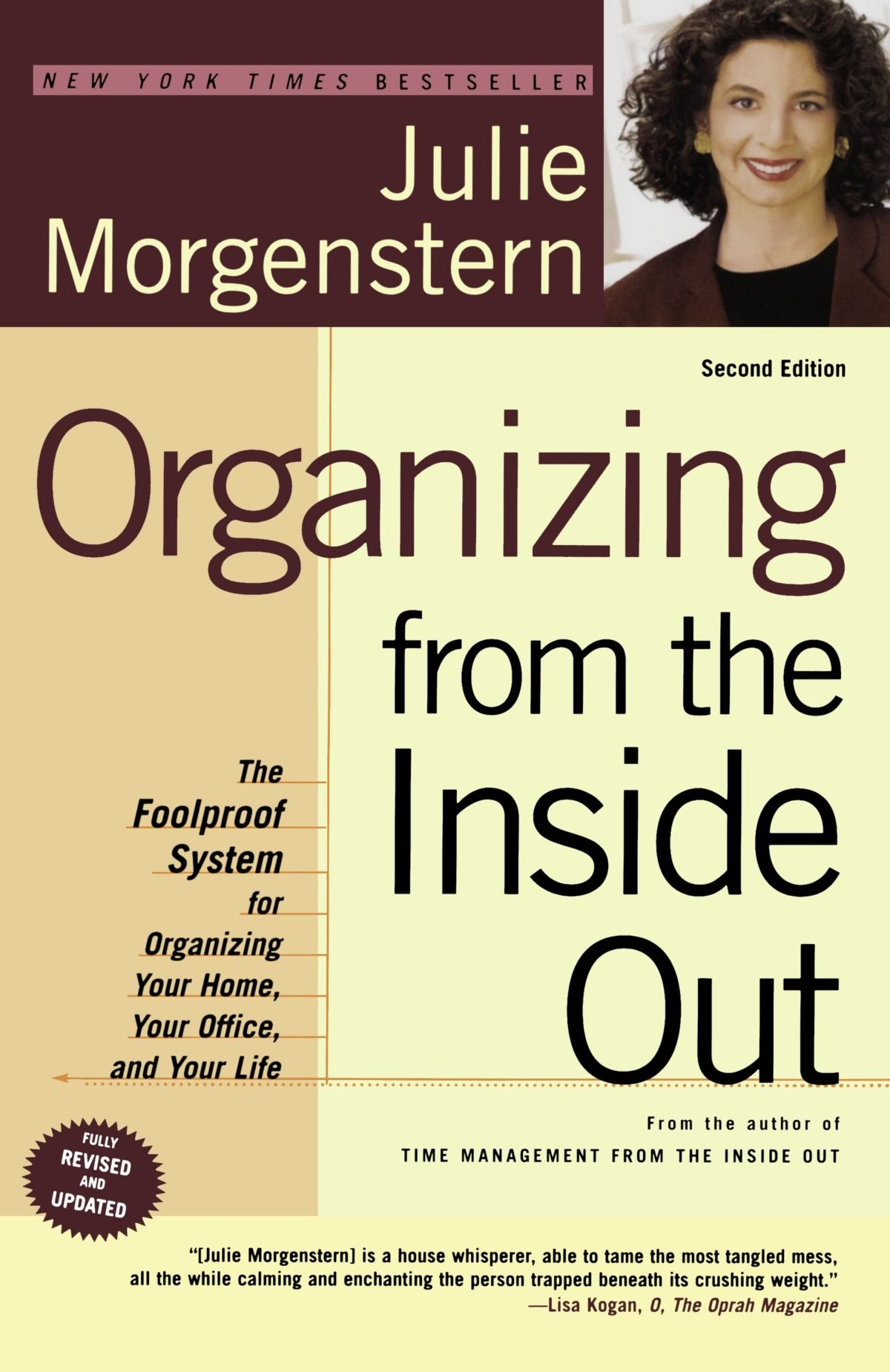 Organizing Inside Out Second Foolproof