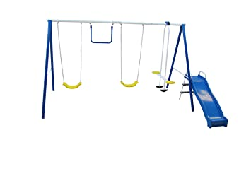 Beau Flexible Flyer Backyard Swingin Fun