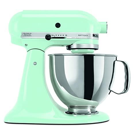 Amazon.com: KitchenAid KSM150PS 5 cuartos. Artisan ...