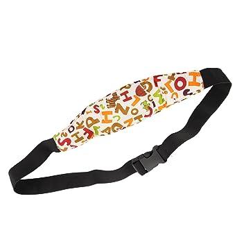 Kids Safety Car Seat Sleep Aid Head Support Belt Child Eliminates Pressure Belt