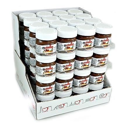 Ferrero Nutella Mini 25g Amazonae