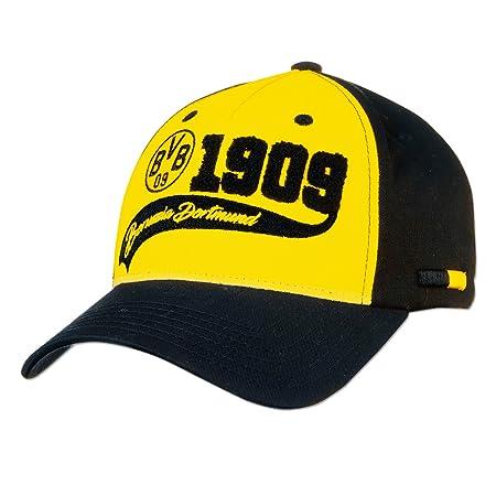 Borussia Dortmund Cap (one Size, gelb schwarz)  Amazon.de  Sport ... d89f9b7cc0