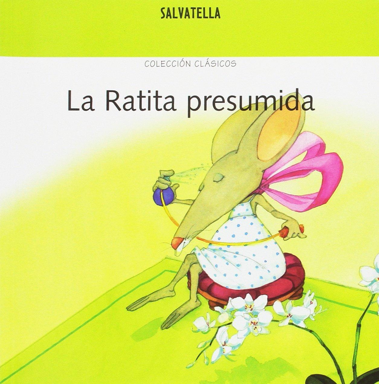 RATITA PRESUMIDA, LA (Spanish) Paperback – 2004