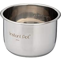 Instant Pot Genuine Stainless Steel Inner Cooking Pot, 3L