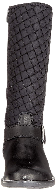 Richter Kinder Winter Stiefel schwarz Leder RichTex Warm Mädchen Schuhe 4254 443 9900 Mary