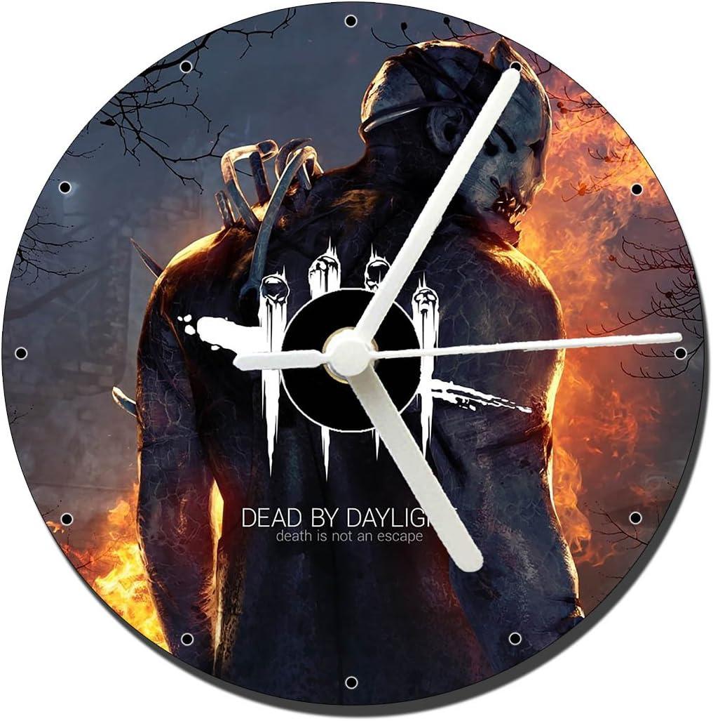 MasTazas Dead by Daylight Tischuhren CD Clock 12cm