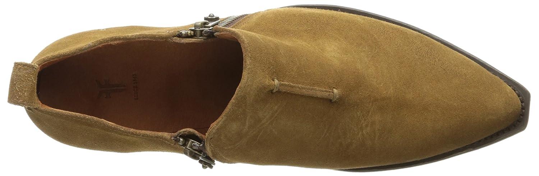 FRYE Women's Sacha Moto B(M) Shootie Suede Boot B01B9UJD5W 8 B(M) Moto US|Cashew 2989e7
