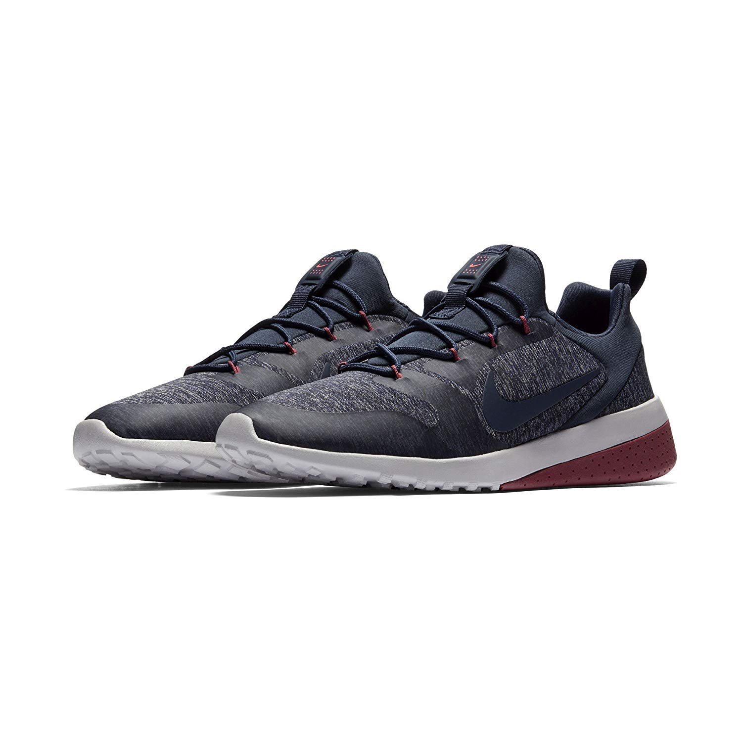 Amazon.com | Nike Mens CK Racer, Thunder Blue/Thunder Blue-Vintage Wine | Road Running