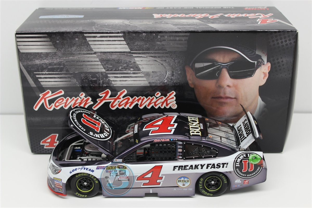 Lionel Racing Kevin Harvick #4 Jimmy John's 2016 Chevrolet SS NASCAR Diecast Car (1:24 Scale), Chrome