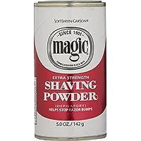 Magic Extra Strength Shaving Powder 142g