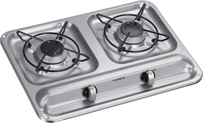 DOMETIC 9103301737 HB 2325-Cocina de Gas (2 Fuegos)