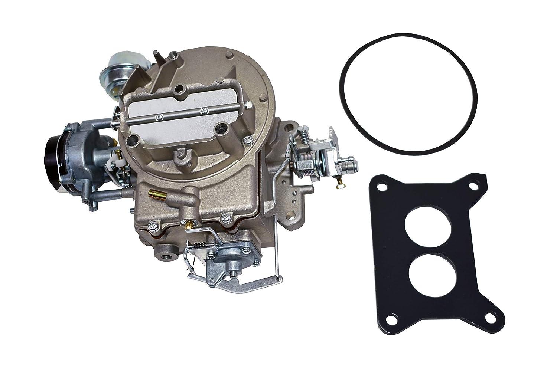 Amazon com: A-Team Performance 154 2-Barrel Carburetor Carb