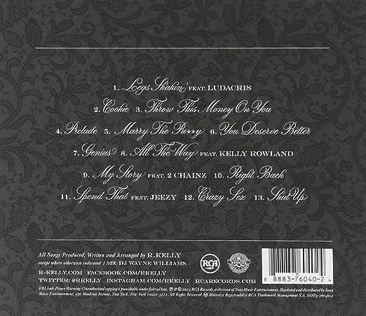 R Kelly Black Panties Amazon Music