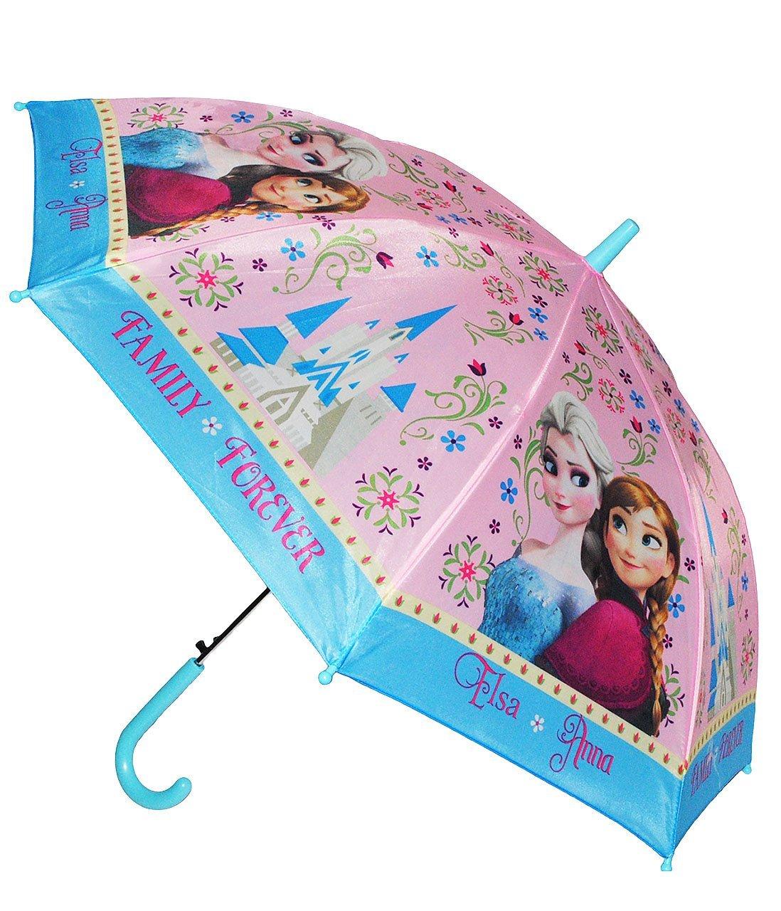 Elsa Automatik Kinderschirm Kinder Frozen Regenschirm Die Eiskönigin Anna
