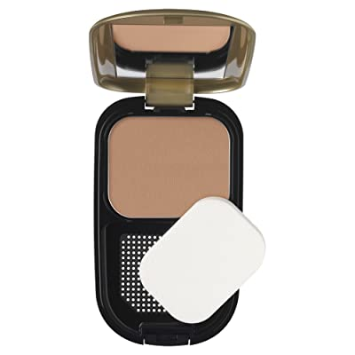 Max factor - Facefinity compact foundation, maquillaje en polvo, color 8 caramelo (10 ml)