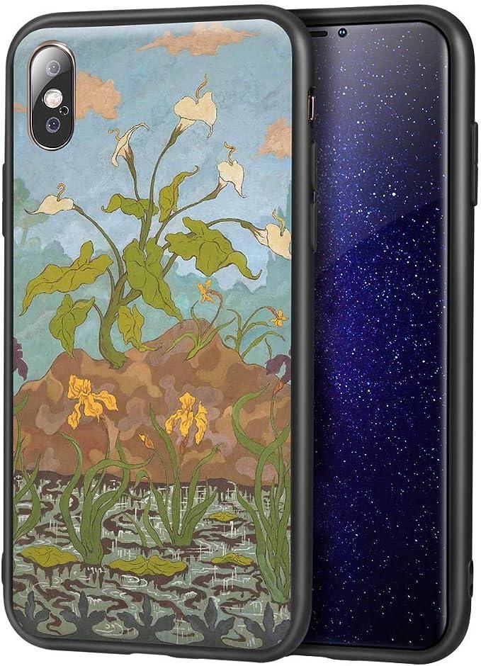 Amazon.com: Paul Elie Ranson for iPhone 11 Case/Fine Art