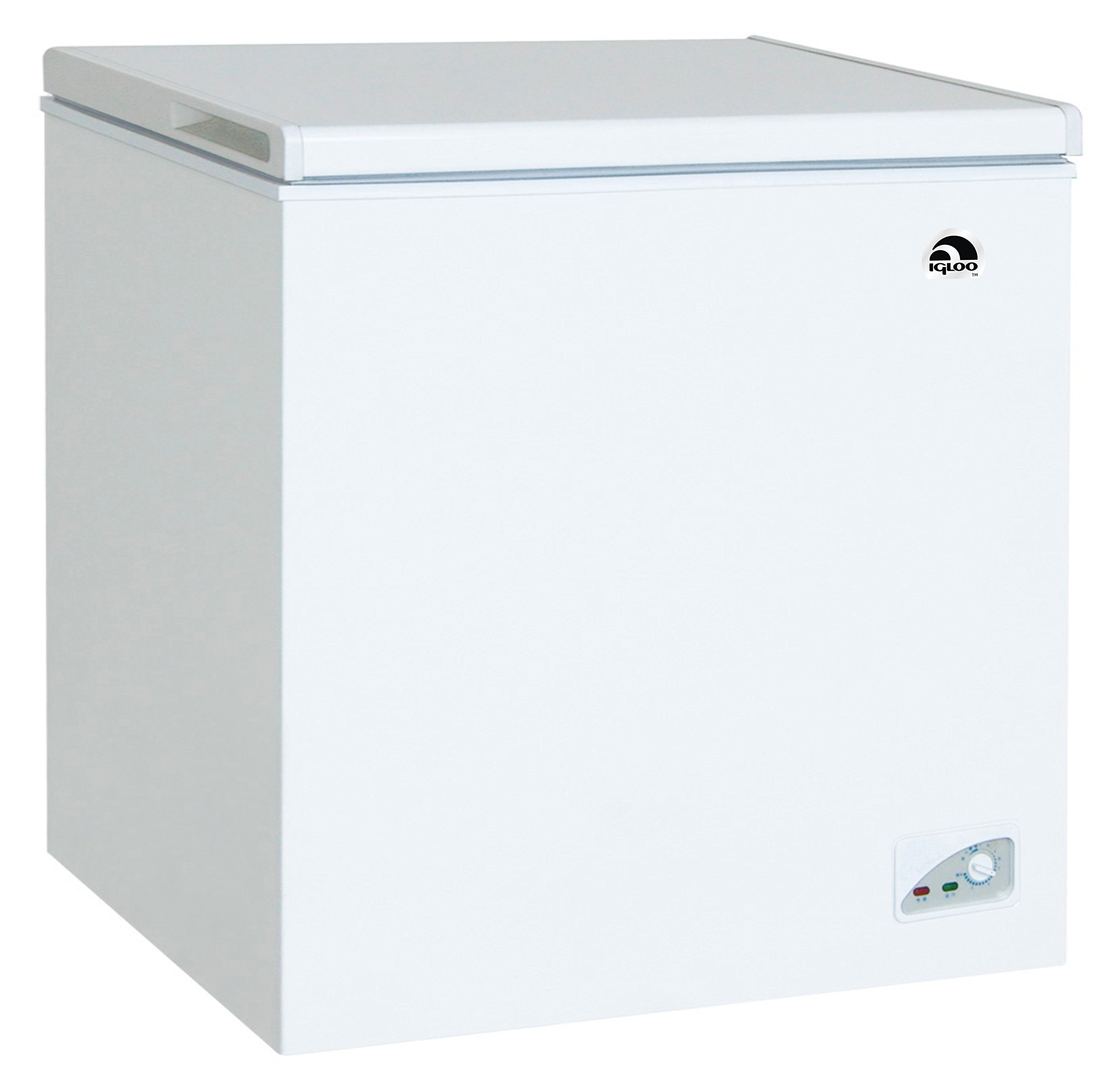 Igloo FRF472 Chest Freezer, 7.1 Cubic Feet, White by Igloo