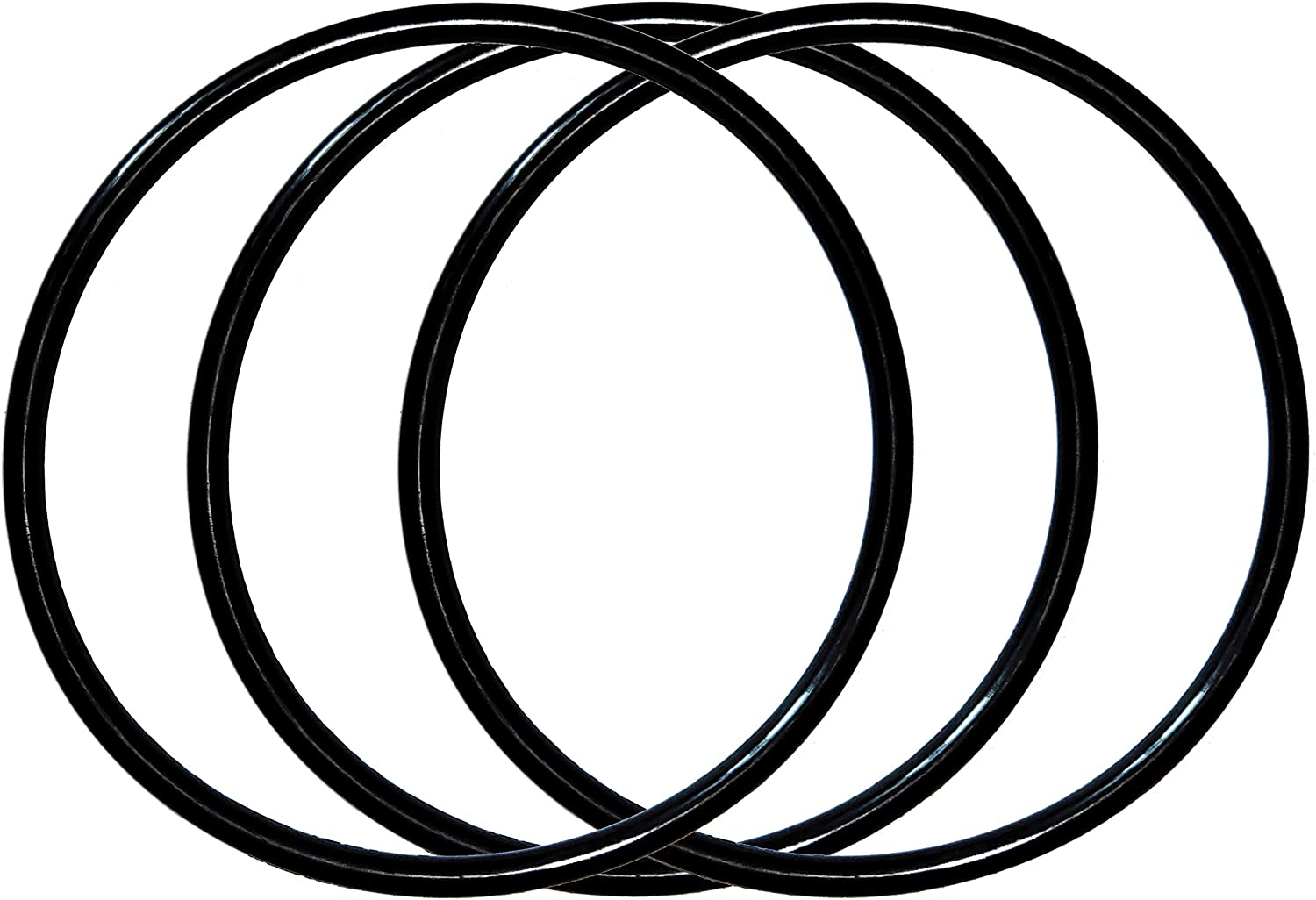 WS03X10001 O-RING For GE 2.5 in Smart water Filter housing (3/Pack)