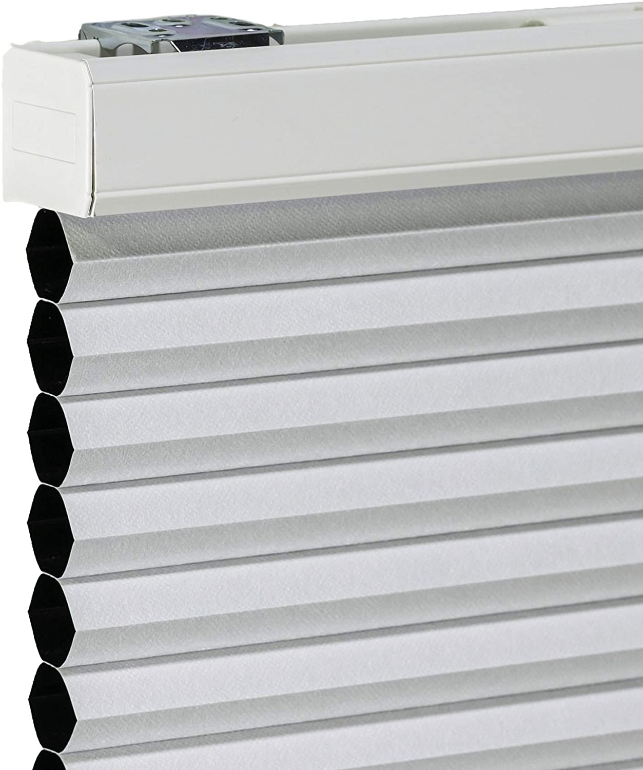 Chicology Cordless Cellular Shades Blackout Window Blind 46 W X 48 H Evening Mist Home Kitche Amazon Com