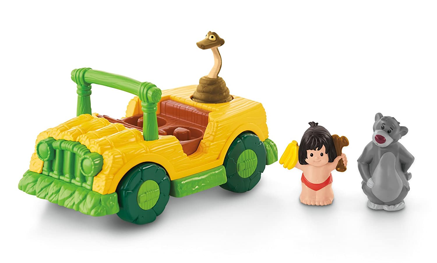 Fisher-Price Little People Disney Jungle Book Vehicle Fisher Price BHV03