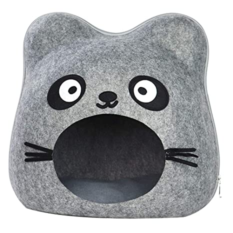 Wybxfat Cama para Gatos, Cama Plegable para Perros ...