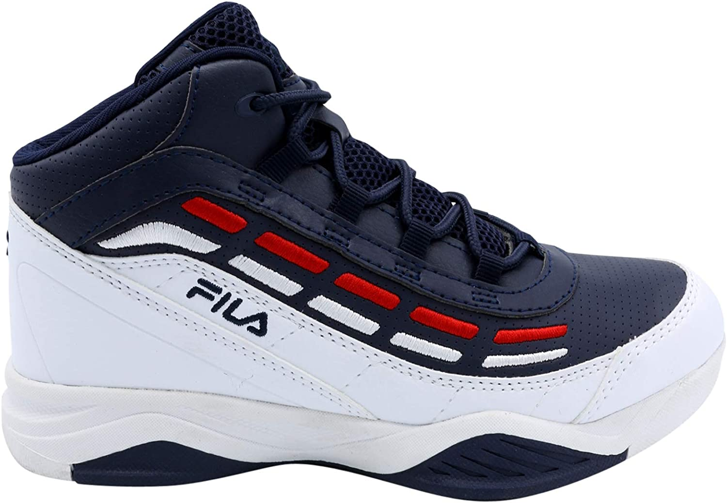 Fila Kids Spitfire Mid Sneaker Big Kid
