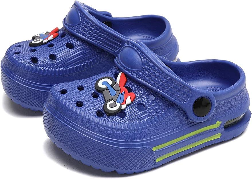 New Ash Comforter Brand Children Garden Shoes Clog Sandals//Sandales