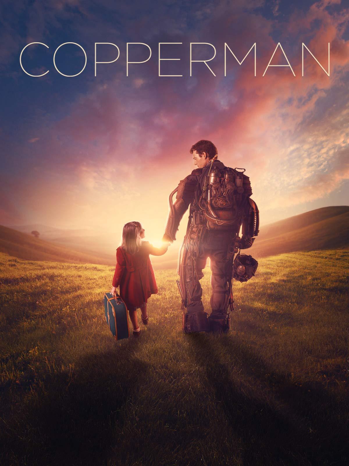 Copperman on Amazon Prime Video UK